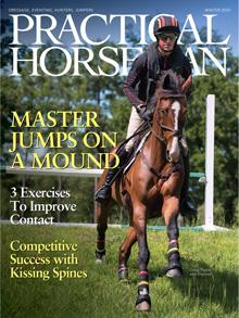 Current Practical Horseman Magazine Cover