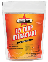 Fly Attractant To Make Your Milk Jugg Fly Trap Irresistible To Flies.